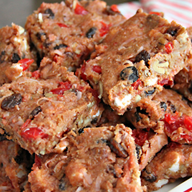 flavors of a fruitcake mud hen bars zen bars fig bars apple pie bars ...